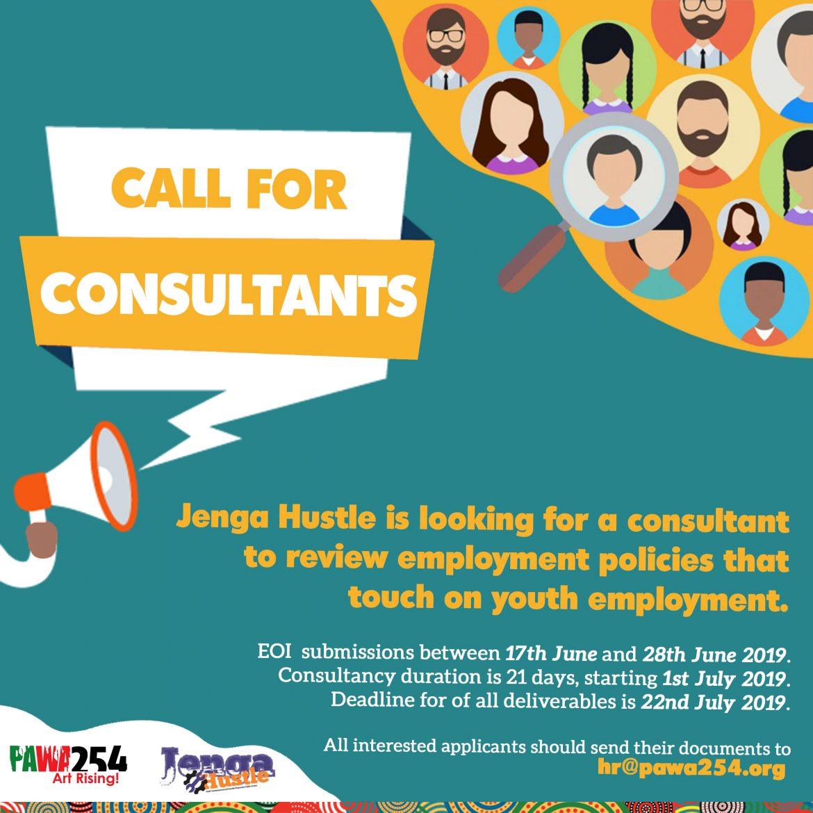 Call for consultants for review of youth employment policies