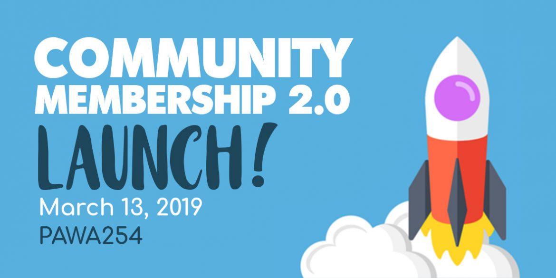 PAWA254 Community Membership