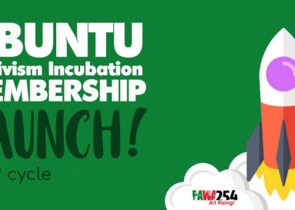 PAWA 254 Ubuntu ARTivism Incubation Membership