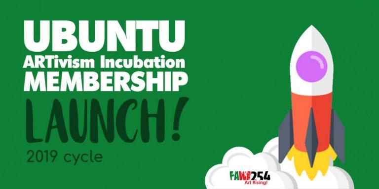 PAWA254 Ubuntu ARTivism Incubation