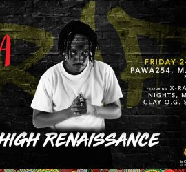PAWA Café: Rap with High Renaissance