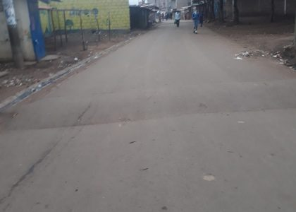 Insecurity in Dandora During Covid-19 Pandemic