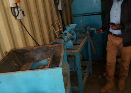 Mukuru Youth Dream Shut Down By Kenya Power