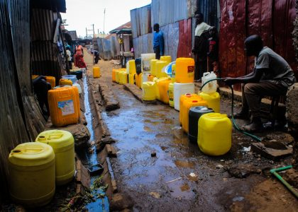 Water Scarcity in Dandora