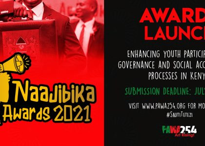 Naajibika Awards Campaign Launch